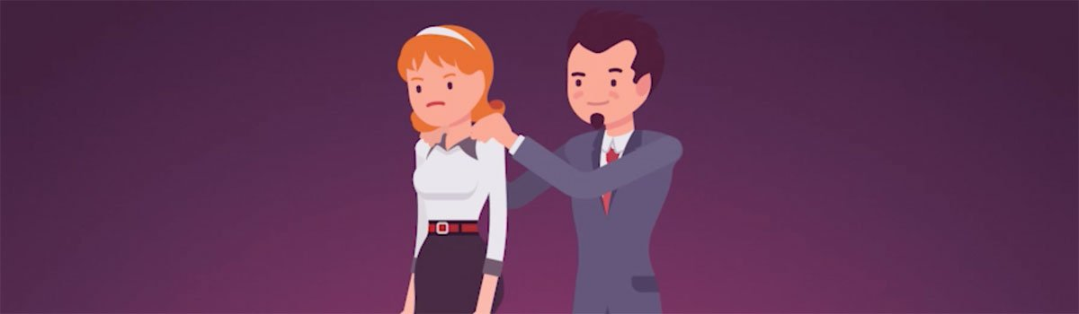 Sexual Harassment in the Workplace - Header image